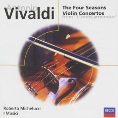 I Musici (И Музичи): Vivaldi: The Four Seasons/3 Concertos from Op.3