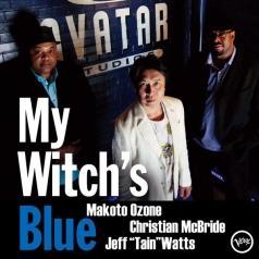 Makoto Ozone (Макото Одзонэ): My Witch's Blue