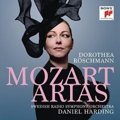 Dorothea Roschmann (Доротея Рёшманн): Roschmann Sings Mozart Arias