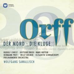 Wolfgang Sawallisch (Вольфганг Заваллиш): Der Mond - Die Kluge