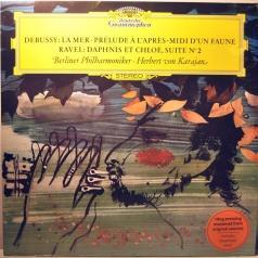Herbert von Karajan (Герберт фон Караян): Debussy: La Mer/ Ravel: Dapnis & Chloe