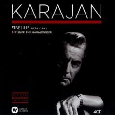 Herbert von Karajan (Герберт фон Караян): Sibelius Recordings 1976-1981