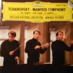 Михаил Плетнёв: Tchaikovsky: Manfred Symphony; The Tempest