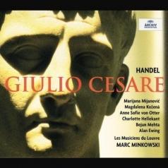 Marc Minkowski (Марк Минковски): George Frideric Handel: Giulio Cesare