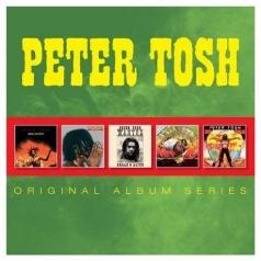 Peter Tosh (Питер Тош): Original Album Series