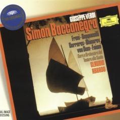 Claudio Abbado (Клаудио Аббадо): Verdi: Simon Boccanegra
