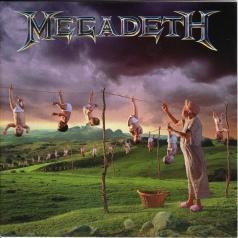 Megadeth (Megadeth): Youthanasia