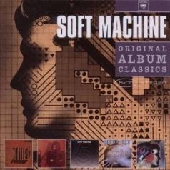 Soft Machine: Original Album Classics