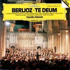 Claudio Abbado (Клаудио Аббадо): Berlioz: Te Deum