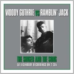 Woodie Goothrie (Вудро Уилсон «Вуди»Гатри): The Singer & The Song