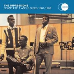 The Impressions (Кёртис Мэйфилд): The Complete A & B Sides 1961-1968