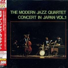 The Modern Jazz Quartet (МодернДжазКвартет): Concert In Japan Vol.1