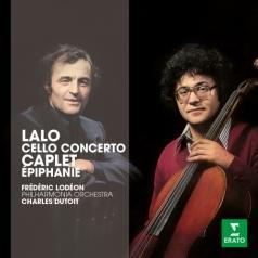 Frédéric Lodéon: Cello Concerto/Epiphanie