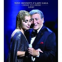 Lady GaGa (Леди Гага): Cheek To Cheek - Live