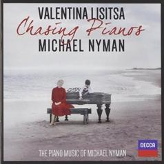 Valentina Lisitsa (Валентина Лисица): Chasing Pianos: The Piano Music Of Michael Nyman