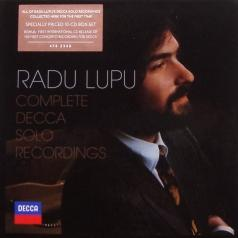 Radu Lupu (Раду Лупу): The Solo Recordings