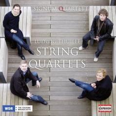 Signum Quartett (КвартетсаксофоновSignum): Thuille: String Quartets