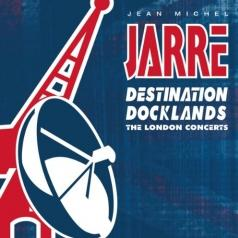Jean-Michel Jarre (Жан-Мишель Жарр): Destination Docklands (The London Concerts)