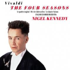 Nigel Kennedy (Найджел Кеннеди): Vivaldi: The Four Seasons