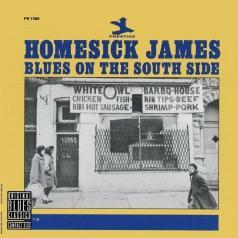 Homesick James (Хоумсик Джеймс): Blues On The South Side