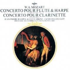 Jean-François Paillard (ЖанФрансуа Пайяр): Concerto For Flute & Harp; Concerto For Clarinet