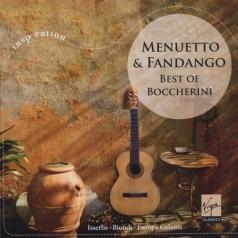 Fabio Biondi (Фабио Бьонди): Menuetto & Fandango: Best Of Boccherini