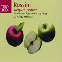 Academy Of St.Martin In The Fields (Академия Святого Мартина в полях): Rossini: Complete Overtures
