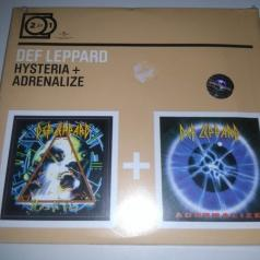 Def Leppard (Деф Лепард): Hysteria/ Adrenalize