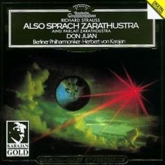Herbert von Karajan (Герберт фон Караян): Strauss, R.: Also sprach Zarathustra; Don Juan