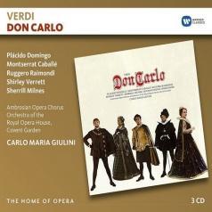 Carlo Maria Giulini (Карло Мария Джулини): Don Carlo