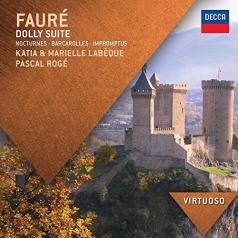 Katia & Marielle Labeque (Сёстры Лабек): Faure: Dolly Suite; Nocturnes