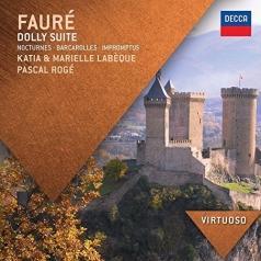 Katia & Marielle Labeque (Сёстры Лабек): Faure: Dolly Suite; Nocturnes