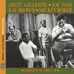Dizzy Gillespie (Диззи Гиллеспи): Dizzy'S Big 4