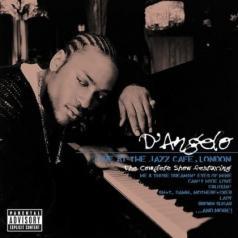 D'Angelo (Д'Анджело): Live At The Jazz Cafe, London