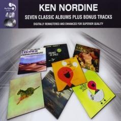 Ken Nordine (Кен Нордин): 7 Classic Albums Plus Bonus Tracks