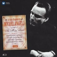 Arturo Benedetti Michelangeli (Артуро Бенедетти Микеланджели): Arturo Benedetti Michelangeli - The Master Pianist