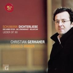 Christian Gerhaher (Кристиан Герхаэр): Dichterliebe