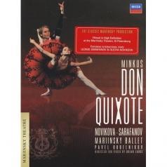 The Mariinsky Theatre (Симфонический оркестр Мариинского театра): Minkus: Don Quixote