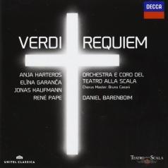 Daniel Barenboim (Даниэль Баренбойм): Verdi: Requiem