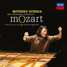 Mitsuko Uchida (Мицуко Утида): Mozart Piano Concertos 18 & 19