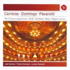 The Three Tenors (Три тенора): Pavarotti - Domingo - Carreras: The Best