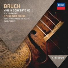 Kyung Wha Chung (Чон Кён Хва): Bruch: Violin Concerto No.1; Scottish Fantasia