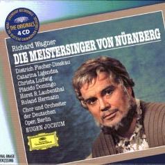 Eugen Jochum (Ойген Йохум): Wagner: Die Meistersinger Von Nurnberg