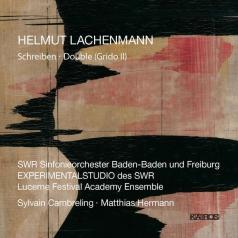 Helmut Lachenmann: Lachenmann: Schreiben…