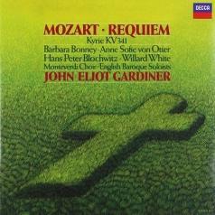 John Eliot Gardiner (Джон Элиот Гардинер): Mozart: Requiem; Kyrie in D minor