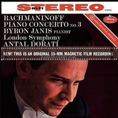 Antal Dorati: Rachmaninov: Piano Concerto No.3