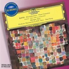 Monique Haas (Моник Хаас): Ravel: Piano Concertos; Sonatine; Valses