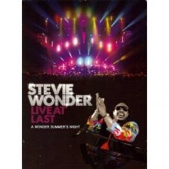 Stevie Wonder (Стиви Уандер): Live At Last