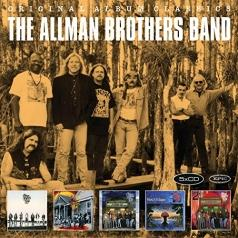 The Allman Brothers Band: Original Album Classics