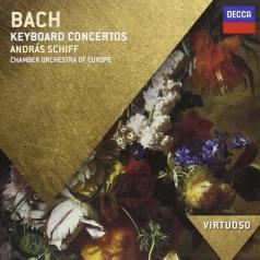 Andras Schiff (Андраш Шифф): Bach: Keyboard Concertos